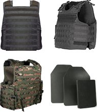 All products are manufactured in accordance with the military standards