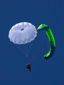 vital parachute designs and manufactures life-saving system for parachuting.